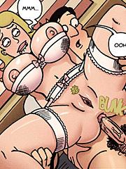 American MILF by Dirty comics