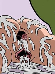 XXX Avengers by Dirty comics