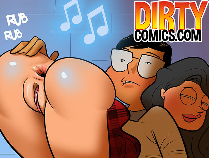American MILF 4 by dirty comics