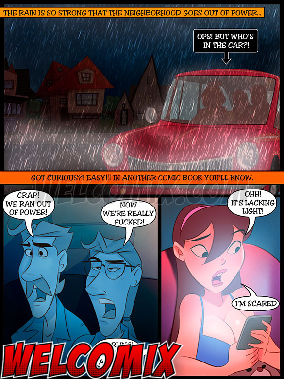The Naughty Home Total blackout part 1 by welcomix (tufos)